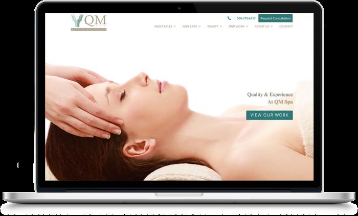 Medical Website Design RI