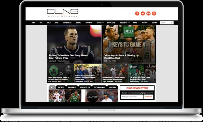 Website Design Made in Rhode Island